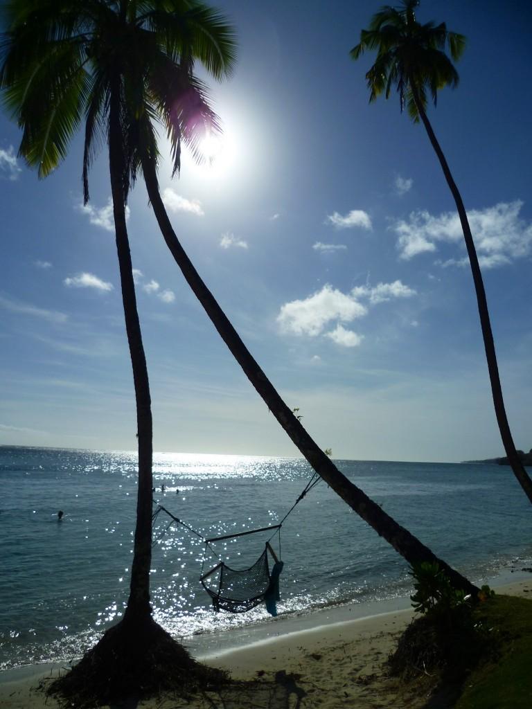 Ein Südseeblick wie aus dem Reisekatalog