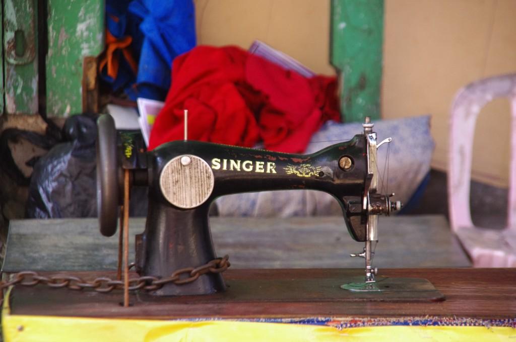Yangon: Qualität setzt sich halt überall auf der Welt durch - auch in Myanmar.
